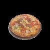 Пицца Гавайский остров Комикс