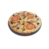 Пицца Доната Комикс
