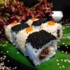Черное и белое Xoma Sushi