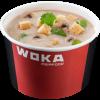 Грибной крем суп WOKA