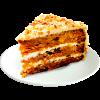 Торт Морковный WOKA