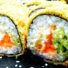 Горячий ролл Филадельфия Xoma Sushi