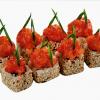 Спайси ролл с лососем La Forno