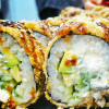 Горячий ролл с угрем Xoma Sushi
