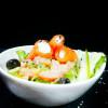 Салат с форелью Xoma Sushi