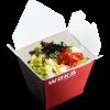Салат с сыром Филадельфия и тунцом WOKA