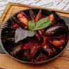 Мидии в томатном соусе Рестобар SOVA